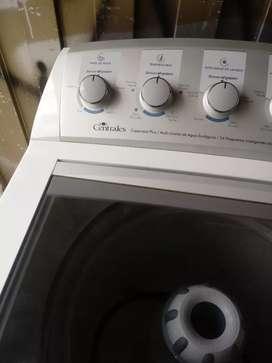 Venta. De lavadora. Centrales 40 libras. Manual. Buen estado