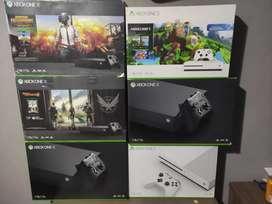Xbox one, Xbox one S, Xbox one X 3 meses de membresías