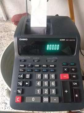 Sumadora Calculadora Casio