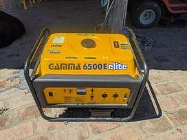 Generador Electricidad Luz Gamma 6500 Elite Generador 6000w