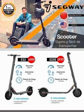 SCOOTER E22