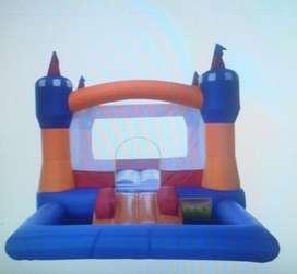 Nuevos trampolín saltarin cama elástica inflable