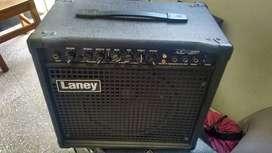 AMPLIFICADOR LANEY LX35R IMPECABLE