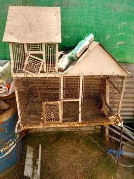 Jaula para aves,o conejos ,etc