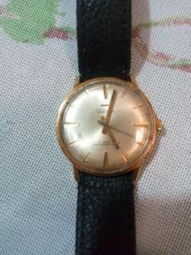 Reloj Cuerda Antiguo 70año Laminadoenoro