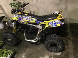 Fourwheel ds450 can am