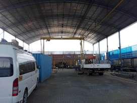 Remato local Industrial, Cerro Colorado