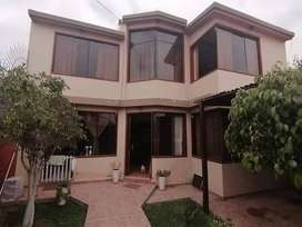 Casa Amplia en el centro de Tacna
