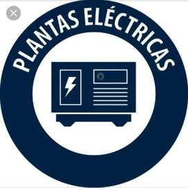SERVICIO TÉCNICO  PLANTAS ELÉCTRICAS  NIVEL NACIONAL