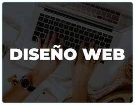 Creamos una PAGINA WEB PROFESIONAL para tu empresa o negocio