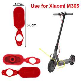 Scooter Xiaomi Accesorio Tapa Funda Silicona Enchufe Lit Co.