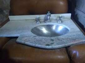Pileta para baño antigua