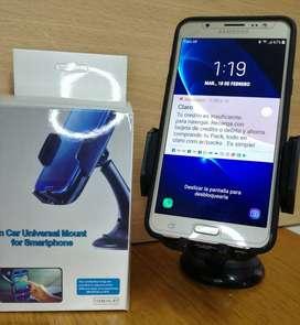 Soporte Celular P/ Autos Universal Iphone Huawei LG Motorola Xperia