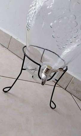 Jarra de vidrio