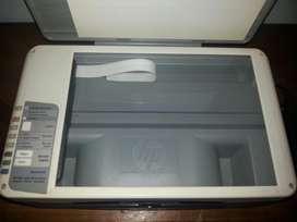Multifuncional Hp  Escaner Copiadora