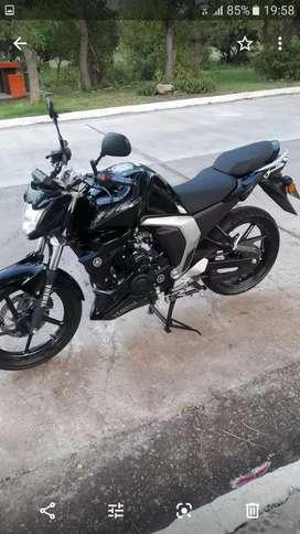 Yamaha fz como okm ni un detalle