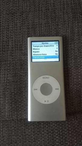 iPod referencia a1199 perfecto estado  cambio o vendo