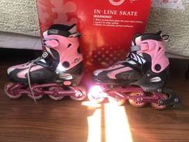 Patines rollers profesionales