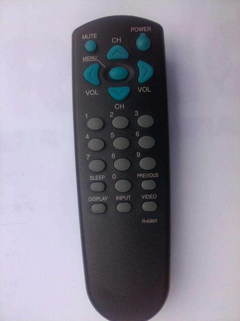 Control Remoto Tv Philco Modelo Tv20v4e 0
