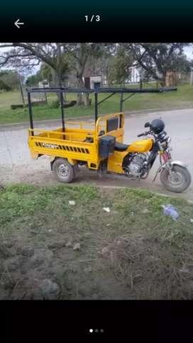 Fletes con moto carga 600