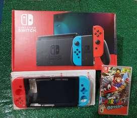 Vendo Nintendo switch 2019