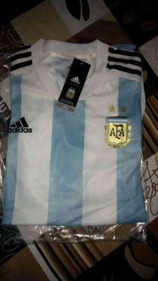 Camiseta Argentina 2018 0