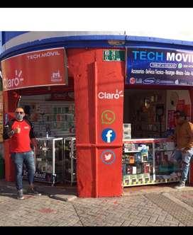 Vendo o permuto local de tecnologia exelente ubicacion en el barrio restrepo ventas comprobadas