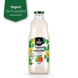 Yogurt varios sabores