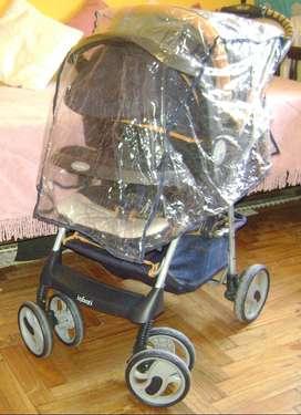 Cobertor de cochecito para lluvia IMPECABLE