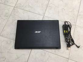 Vendo portatil acer gama media alta core i3
