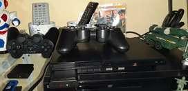 PlayStation 2  Controles Inalambricos en Excelente Estado