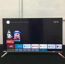 Smart Tv Led 4K 49 Skyworth Sw49S6Sug NUEVO