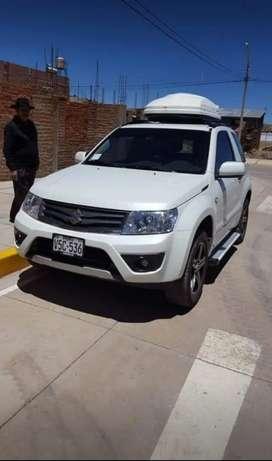 Vendo camioneta Suzuki Grand Vitara tuneada