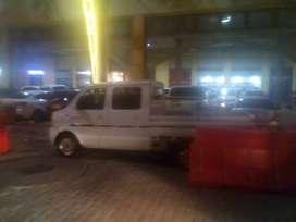 Servicio de camioneta carga liviana