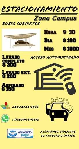 Atención Campus Y Cercanías a La Unne!!!