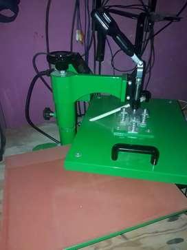Maquina termica 8 en 1 sin impresora