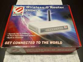 Encore Wireless Router Enhwi G