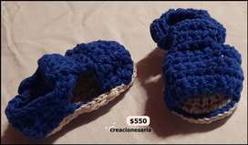 Zapatos tejido antialérgico para bebés