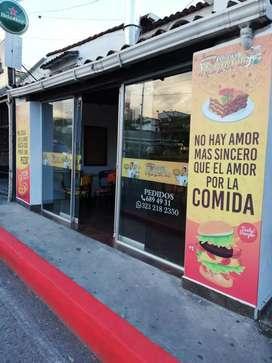 Oportunidad! Negocio Pizzeria Family Station Cañaveral