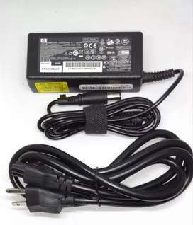 Cargador HP para Laptop Punta Aguja Negra 18.5V 3.5A