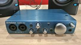 Interfaz Presonus Audiobox itwo