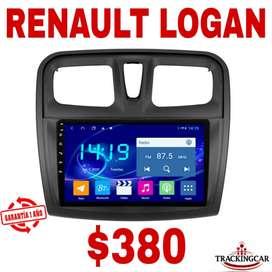 Radio Androide para Renault Logan . Envío a nivel nacional