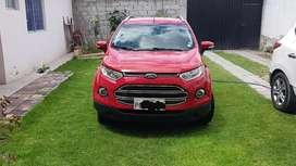 Se  vende  ford ecoesport titanium
