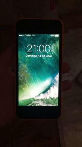 Iphone s5 64 gb  seminuevo con cargador