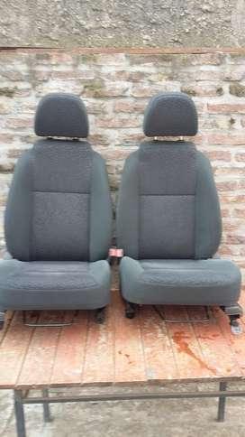 Butacas Chevrolet Aveo