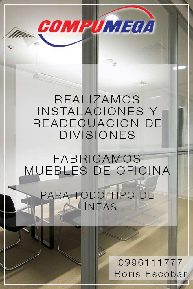 Divisiones para oficina 0