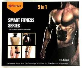 Gimnasia pasiva 5 en 1, relajante muscular