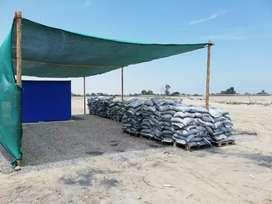 Oferta solo por esta semana Ácido Húmico en polvo sacos de 50 kilos, los precios no incluyen IGV