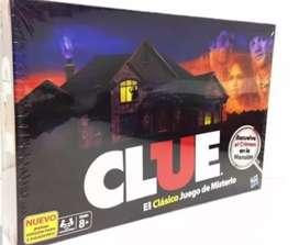 clue de Hasbro