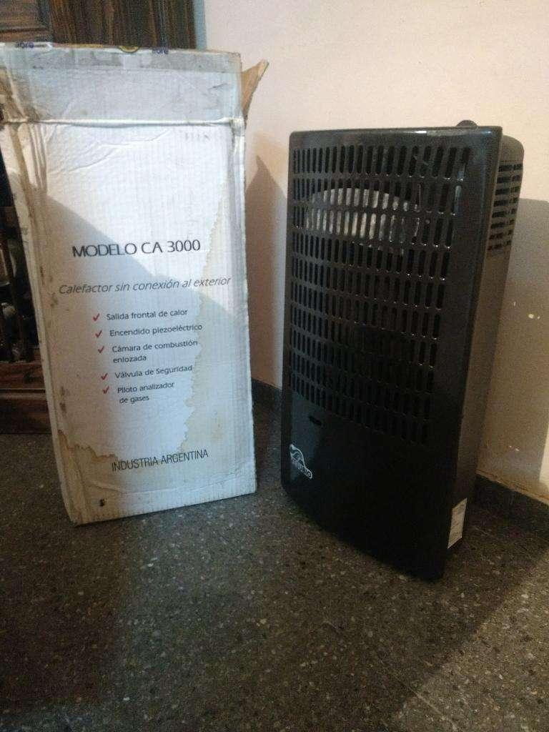 Vendo Calefactor de 3000 Calorias 0